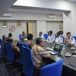 Triasmitra-Bakamla Tindaklanjuti Kerjasama Pengamanan Kabel Laut