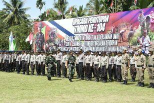 Tutup TMMD 2019, Panglima TNI: Rakyat Sumber Kekuatan TNI