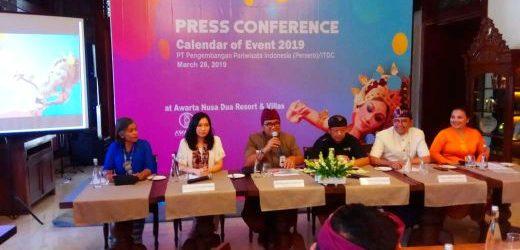 "6 Event Spektakuler Sepanjang Tahun 2019 Ramaikan ""Calender of Event The Nusa Dua"""