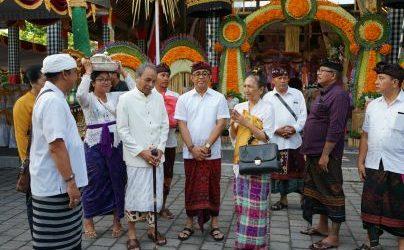 Dharma Santhi Penyepian Kota Denpasar, Wawali Jaya Negara: Ini Momentum Pererat Persaudaraan