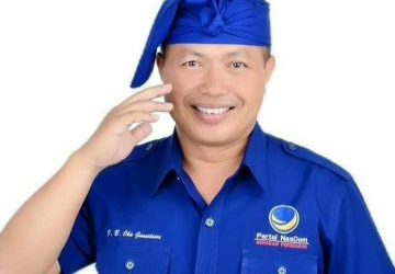 Kirim 1.000 Duta Kesenian, NasDem Bali Meriahkan Kampanye Akbar Jokowi-Amin di GBK