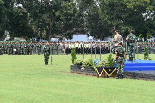 Apel Gabungan TNI-Polri, Panglima TNI: Junjung Tinggi Netralitas TNI
