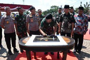 Resmikan Monumen Pesawat MiG-17 Fresco, Panglima TNI: Bangsa yang Besar, Bangsa yang Menghargai Jasa Pahlawannya