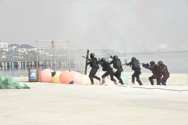 Latihan Penanggulangan Terorisme Satgultor TNI, Panglima TNI: Berani Ganggu Stabilitas, Berhadapan dengan TNI