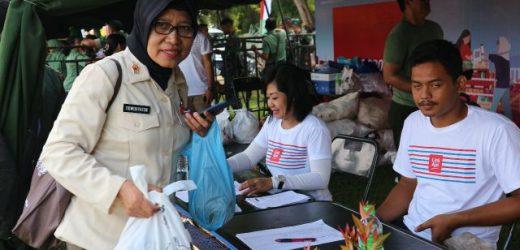 Bandara Ngurah Rai, Korem 163/WSA, dan BNI Sinergi Gelar Bakti Sosial