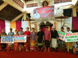 Serahkan Dana Bantuan Hibah, Bupati Badung Giri Prasta: Saya Titip Untuk Pembangunan Nusa Penida