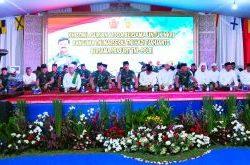 Tahap Pencoblosan Makin Dekat, Panglima TNI: Seluruh Prajurit TNI Tetap Siaga dan Jangan Tinggalkan Naluri Kewaspadaan