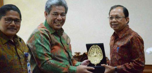 Terima Audensi Peserta SESPIBI, Gubernur Koster Beberkan Penataan Bali lewat Visi Nangun Sat Kerthi Loka Bali