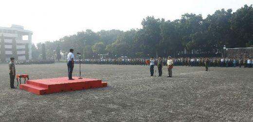 Pemilu Berjalan Aman, Panglima TNI: Jangan Pernah Lelah Untuk NKRI