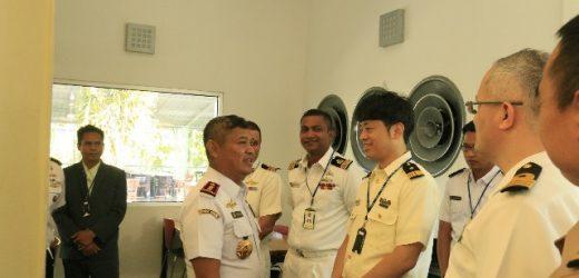 Tingkatkan Pemahaman Hukum Laut Internasional, Bakamla RI Ikuti Pelatihan Law of the Sea and Maritime Enforcement Training