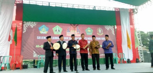 95 Peserta Berkompetisi di Ajang Seleksi Tilawatil Qur'an dan Hadist Nabi ke XXV Tingkat Provinsi Bali
