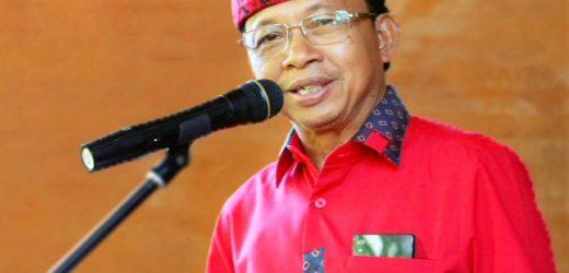 Jaga Marwah Partai, Koster Minta Patuhi Instruksi Ketum PDI Perjuangan, Jika Melanggar Dipecat dan PAW