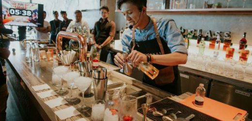 Jacob Manurung Raih Gelar Best Bartender of The Year di Ajang Indonesia World Class Competition 2019