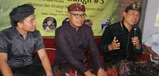 Di HUT ke-815 Kota Bangli, Peradah Bangli Bahas Strategi Kebudayaan