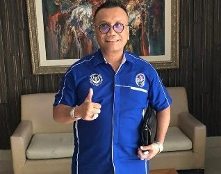 Tim Selam Bali Juara III Kejurnas Finswimming di Jakarta, Ketua Pengkot POSSI Denpasar Togar Situmorang Ucapkan Selamat