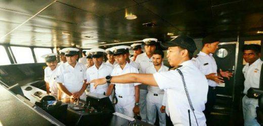 KN Tanjung Datu-301 Open Ship di India, ICG Terheran Ada Ruang Penjara dan Kamar Mayat