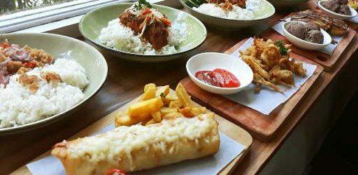 Rumpis Kitchen, Tempat Kuliner dengan Konsep Garden Sejuk dan Rindang
