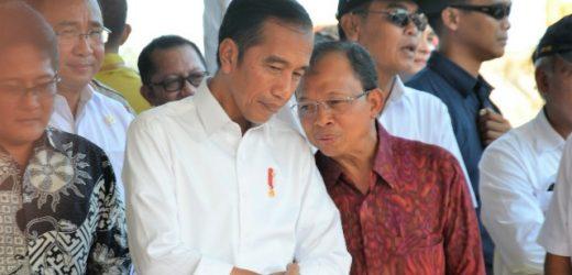 Presiden Jokowi Puji Desa Kutuh, Harapkan Jadi Role Model Pemanfaatan Dana Desa di Indonesia