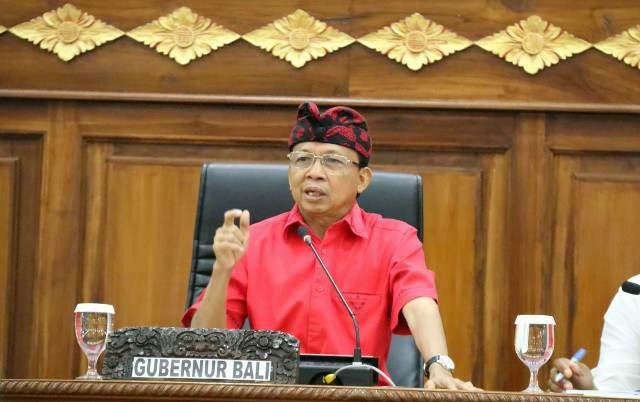 Keberpihakan kepada IKM, Gubernur Koster Gratiskan Stand di PKB Ke-41 Tahun 2019