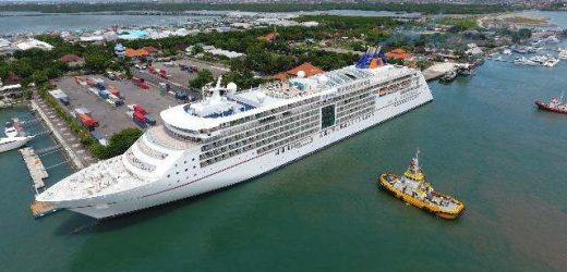 Pengembangan Dikebut, Pelabuhan Benoa Siap Jadi Home Port Cruise