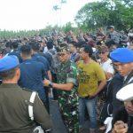 Pangdam Udayana Pantau Pengamanan Pawai PKB ke-41 Tahun 2019