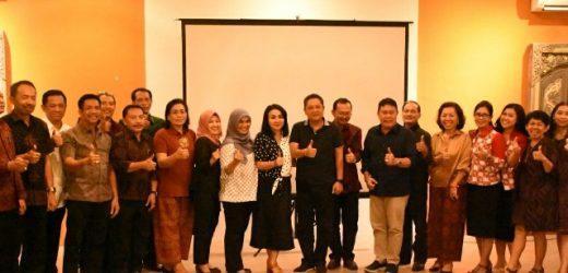 Tim Verifikasi KLA Sambangi Kota Denpasar, Walikota Rai Mantra: Kami Komitmen Sediakan Ruang Umum Ramah Anak
