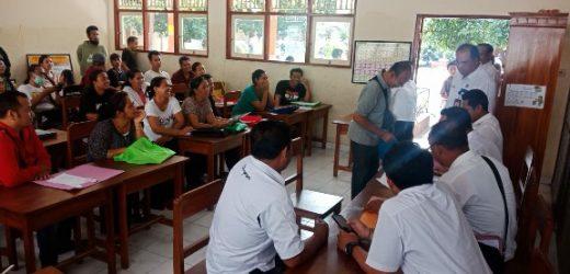 1.463 Siswa Pendaftar Jalur Lingkungan Jarak Terdekat Dinyatakan Lolos