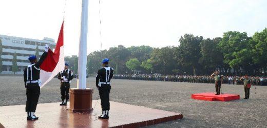 Panglima TNI: Kemanunggalan TNI dengan Rakyat adalah Urat Nadi Sistem Pertahanan Semesta