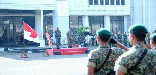 Malaysia-Indonesia Kerjasama Keamanan Perbatasan Bidang Penanggulangan Terrorisme