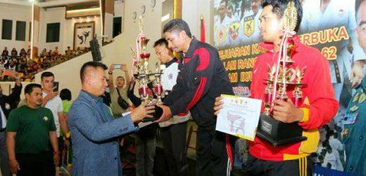 Kejuaraan Karate Piala Pangdam IX/Udayana, Kontingen Inkai Badung Juara Umum