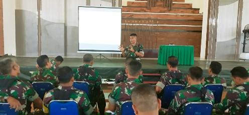 Materi Latihan Pengamanan VVIP Kodam IX/Udayana, Dimatangkan