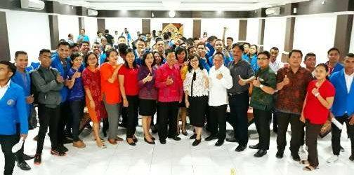 Fakultas Pertanian Undwi Denpasar Bekali Mahasiswa Pengembangan Inklusi Agribisnis
