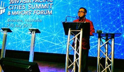 Selamat! Kota Denpasar Terpilih Menjadi Tuan Rumah Asia Pasific City Summit & Mayors Forum Tahun 2021