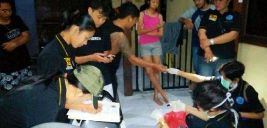 Operasi Bersinar di Desa Canggu, Jaring 12 Penghuni Kos Terindikasi Konsumsi Narkoba