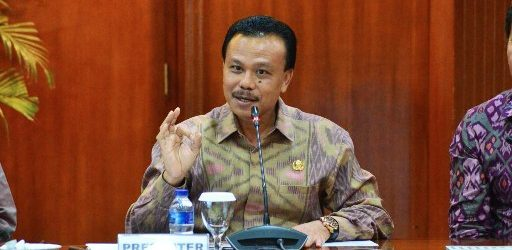 Program Sipadu Tegaskan Komitmen Bali Menuju Pulau Organik