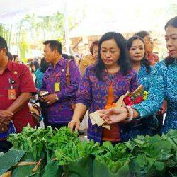 Inovasi Desa Kesiman Kertalangu Dinilai Tim Evaluasi Perkembangan Desa