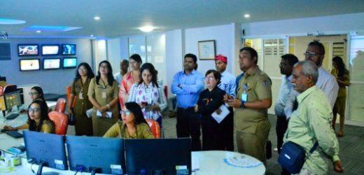 Mall Pelayanan Publik Kota Denpasar Dikunjungi Delegasi Bangladesh