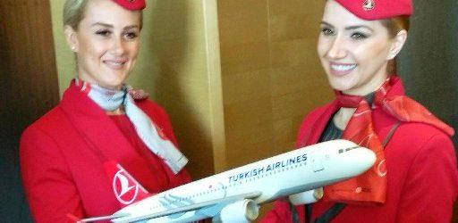 Turkish Airline Terbang Langsung ke Bali, Harapkan Kunjungan Turis Turki Makin Meningkat