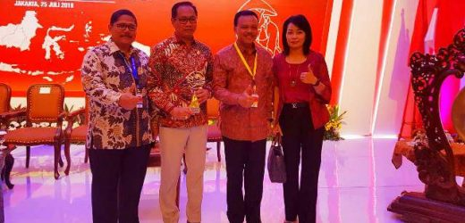 "TPID Kabupaten Badung Berprestasi 2018, Causa ""Cik"" Iman Karana: Dorong Momentum Pertumbuhan Ekonomi"