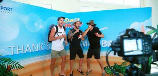 "Bali Airport I Gusti Ngurah Rai Gelar Puncak Acara ""Sunny Phoria"""