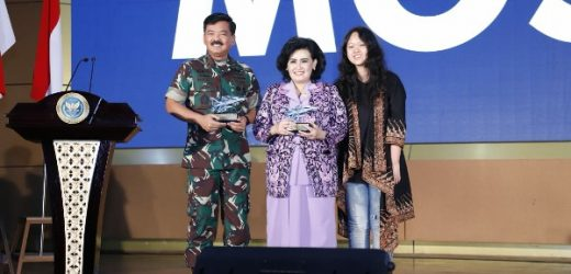 MOS dan ACA National Championship 2019, Panglima TNI: Penguasaan Teknologi Sejak Dini Prasarat Mutlak Kemajuan Bangsa