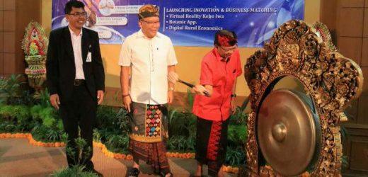 Buka Gebyar Inovasi UNHI, Gubernur Koster: Era Revolusi 4.0 Kearifan Lokal Bali harus Terjaga