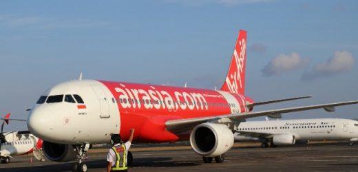 AirAsia Terbang Perdana Rute Bali-Lombok dan Bali-Labuan Bajo