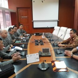 Jajaki Rencana Kerjasama dan Pertukaran Informasi, Bakamla RI/IDNCG Kunjungi Pusdal PSDKP