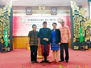 """Seminar Nasional Arsitektur FT Undwi """"Mempertahankan Arsitektur Tradisional Bali di Era Revolusi Industri 4.0"""""""