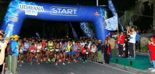 3.000 Pelari Ikuti Udayana Run 5K dan 10K