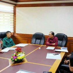 Anggota DPD RI Terpilih dari Dapil Bali Periode 2019-2024 Temui Gubernur Bali, Ini yang Dibahas!