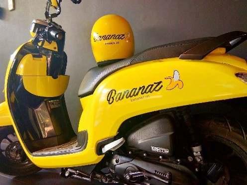 Pertama di Bali! Bananaz.co, Aplikasi Rental Motor yang Manjakan Perjalanan Wisata Anda
