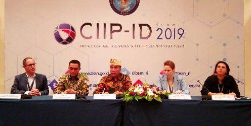 CIIP-ID Summit 2019, Kepala BSSN Hinsa Seburian: Hadapi Ancaman Siber Harus Gunakan Asas Semesta
