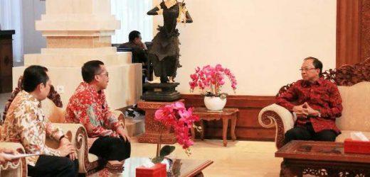 Pemprov Bali Rancang Digitalisasi Arsip, Gubernur Koster: Tata Kelola Arsip Cegah Duplikasi Pekerjaan
